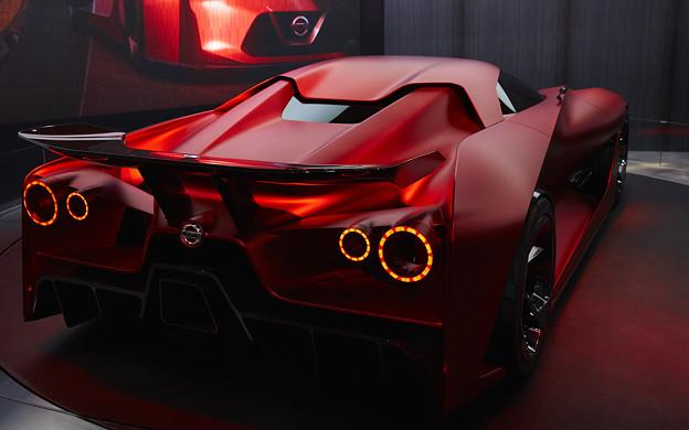 Vision Gran Turismo リア