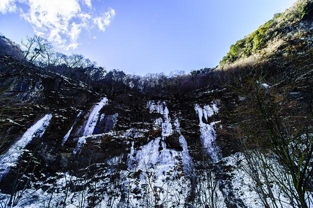 氷瀑 HDR