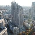 Photos: 都庁展望室からの展望