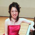 写真: 鵜生川育実 うぶかわいくみ ピアニスト  Ikumi Ubukawa