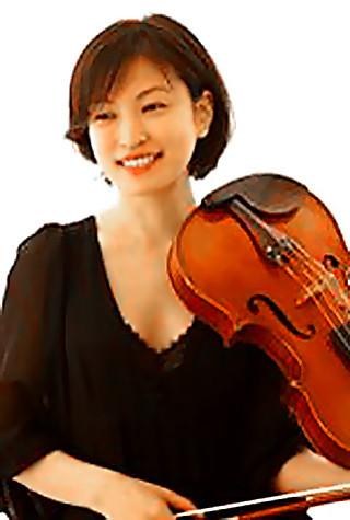 写真: 吉瀬弥恵子 よしせやえこ                        ヴィオラ奏者 ヴィオリスト  Yaeko Yoshise