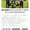 Photos: ケルティックコンサート 2014 ペリマンニ in 小諸高原美術館