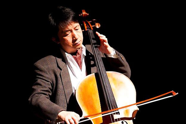 宮澤等 みやざわひとし チェロ奏者 チェリスト        Hitoshi miyazawa
