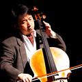 写真: 宮澤等 みやざわひとし チェロ奏者 チェリスト        Hitoshi miyazawa