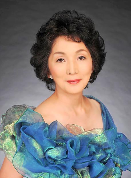 大島富士子 おおしまふじこ 声楽家 ソプラノ  Fujiko Oshima
