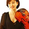 写真: ビオラ奏者 ビオリスト  吉瀬弥恵子 よしせやえこ        Yaeko Yoshise