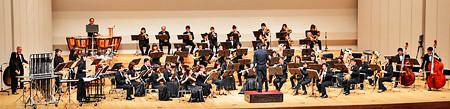 マーキュリーバンド 栃木県 宇都宮市 市民吹奏楽団