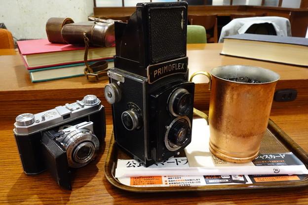 オールドカメラセット??