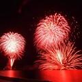 2014年8月3日 清水みなと祭り 海上花火大会(1)
