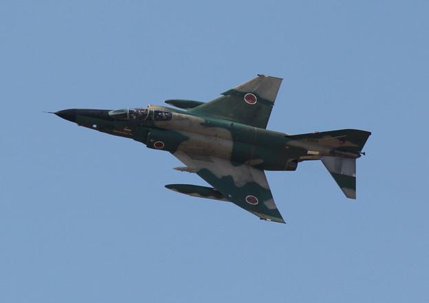 RF-4E@航空観閲式公開予行
