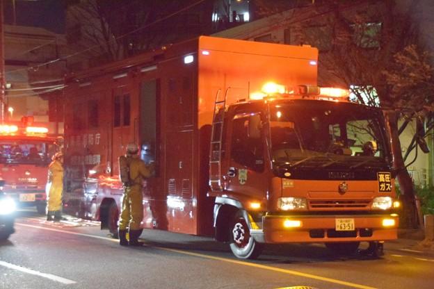 消防救助機動部隊