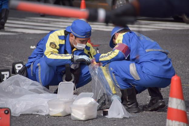 Photos: 世田谷区用賀の飲酒運転車暴走事故/1人死亡