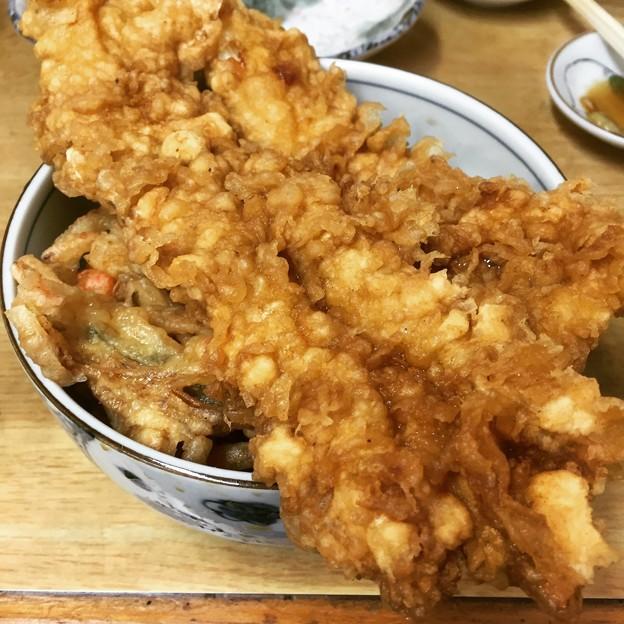 160327 味美食堂 穴子天丼
