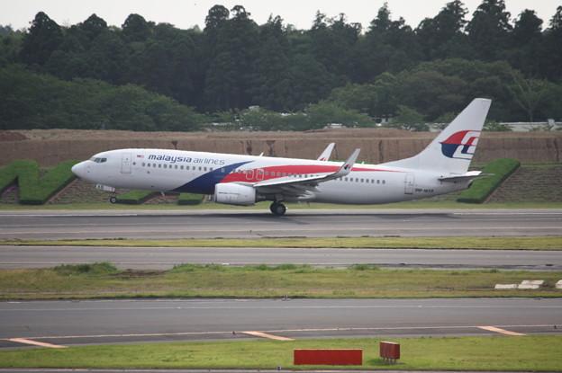 マレーシア航空 B737