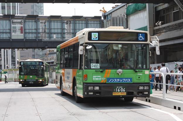 Photos: 東京都交通局 B-P493
