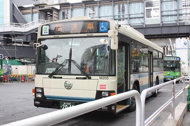 東京都交通局 B-M205 復刻塗装