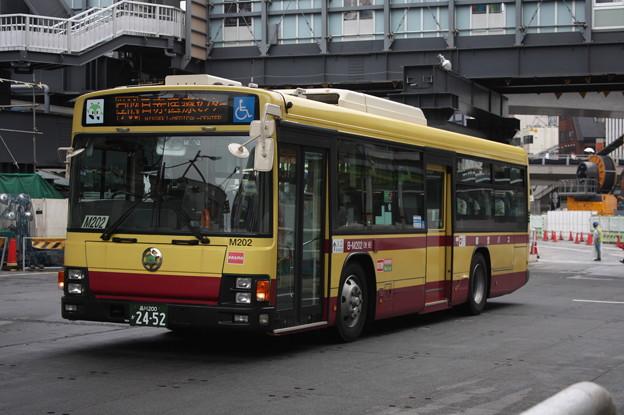 Photos: 東京都交通局 B-M202 復刻塗装