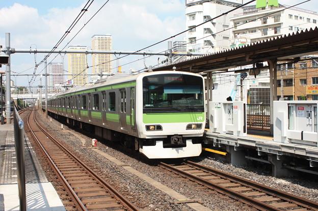 山手線 E231系500番台トウ504編成