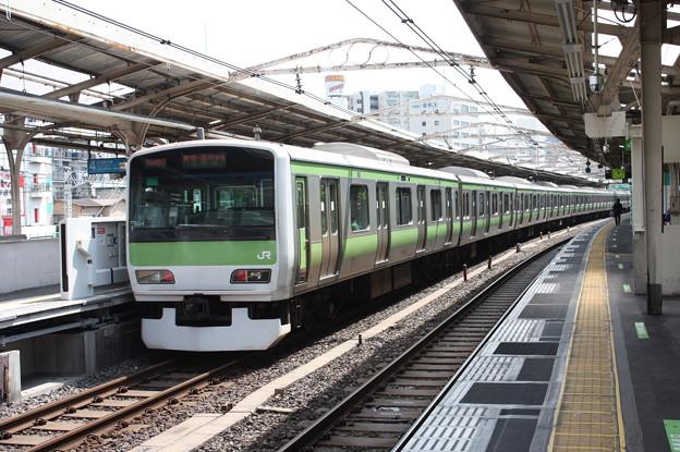 山手線 E231系500番台トウ524編成