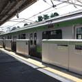Photos: 山手線鶯谷駅3番線ホームドア