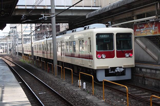 新京成電鉄 8500形8518編成 普通京成津田沼行