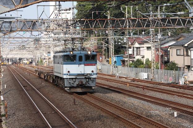 配8592レ EF65 2068牽引 1