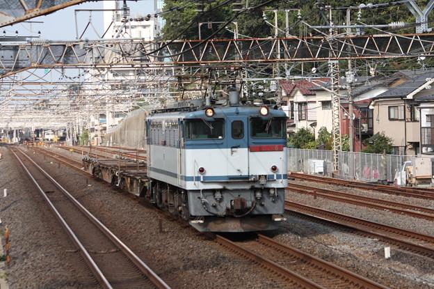 配8592レ EF65 2068牽引 5