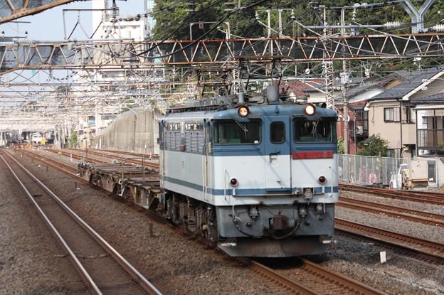 配8592レ EF65 2068牽引 6