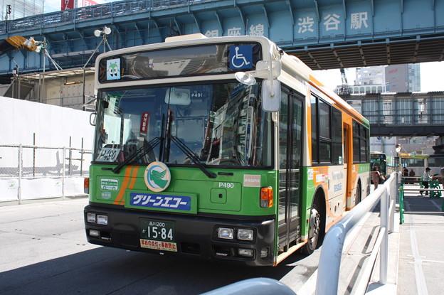東京都交通局 B-P490