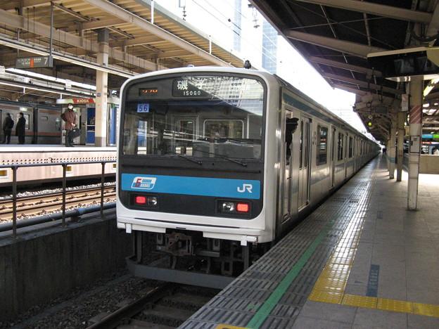 京浜東北線 209系ウラ56編成