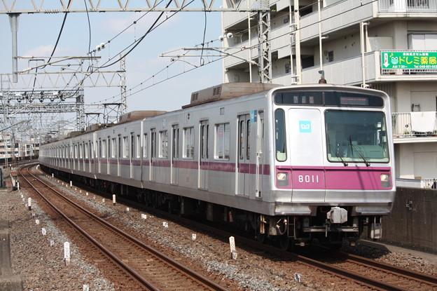 東京メトロ8000系第11編成