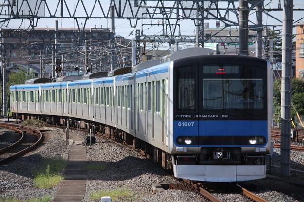 東武野田線 60000系61607F