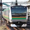 写真: 宇都宮線 E233系3000番台U621編成 550M 普通上野行