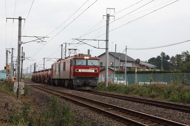 安中貨物 5094レ EH500-29牽引 (2)