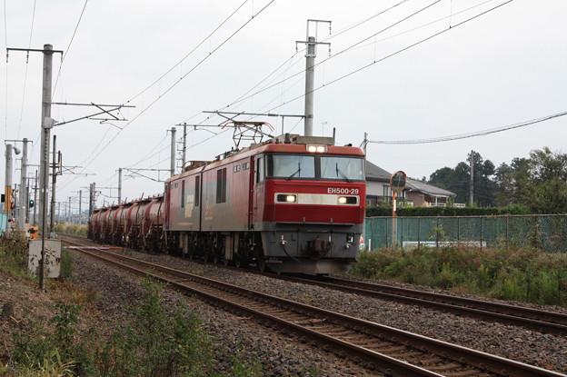安中貨物 5094レ EH500-29牽引 (4)