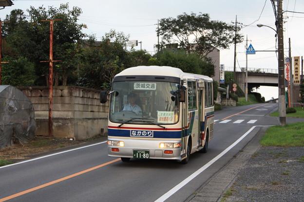 茨城交通 水戸200か1180 かさま観光周遊バス