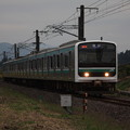 Photos: 常磐線 E501系K751編成 557M 普通勝田行