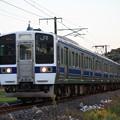 水戸線 415系1500番台K544編成 758M 普通小山行 (1)