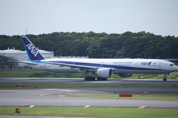 Photos: 全日空 ANA ボーイング777-300ER JA778A