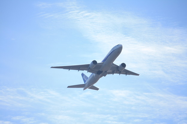 全日空 ANA ボーイング777-200 JA8198