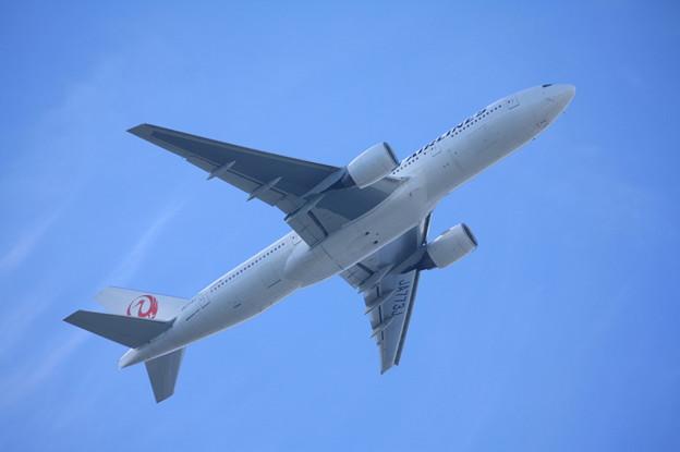日本航空 JAL ボーイング777-200 JA773J (2)