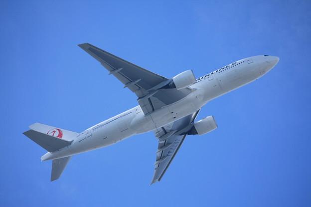 日本航空 JAL ボーイング777-200 JA773J (3)