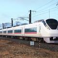 E657系K10編成「前面強化」 2053M 特急ときわ53号 勝田行