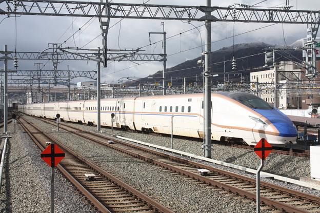 北陸新幹線 E7系F15編成