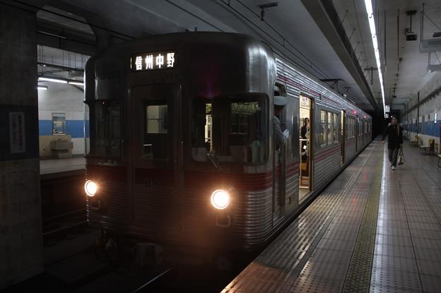 Photos: 長野電鉄3500系N2編成