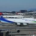 写真: 日本貨物航空 ボーイング747-400F JA04KZ