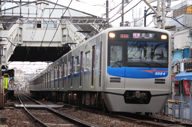 京成押上線 3050形3054編成