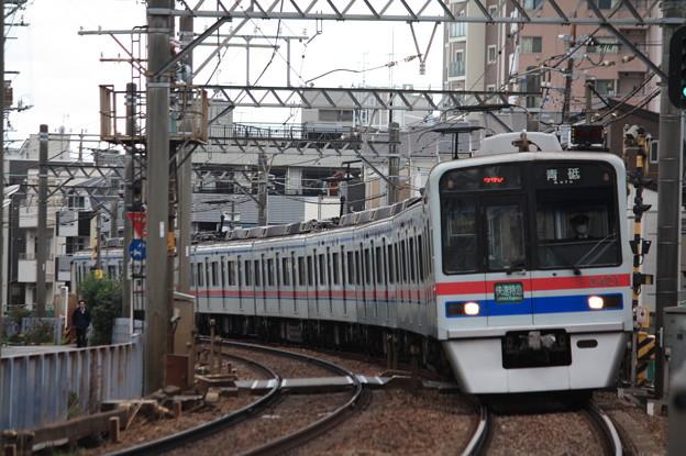 京成押上線 3400形3428編成