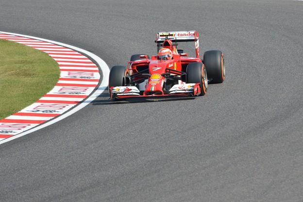 写真: フェラーリ2