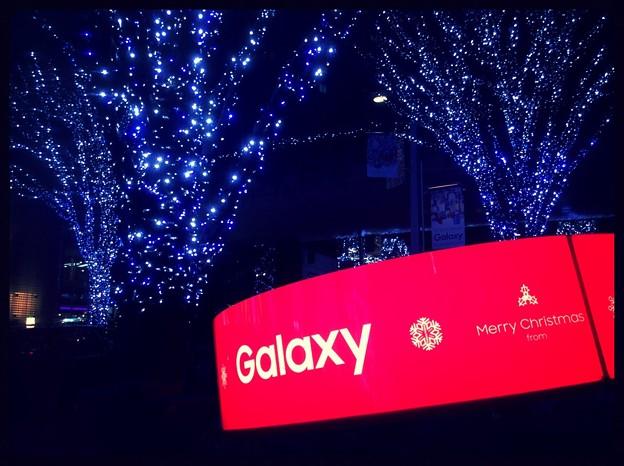 けやき坂 Galaxy